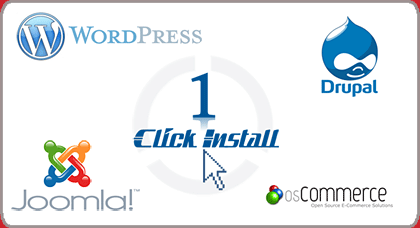Complete listing of 1 Click Installs