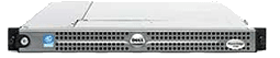 Dell servers are used for hosting